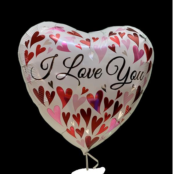 בלון הליום אהבה
