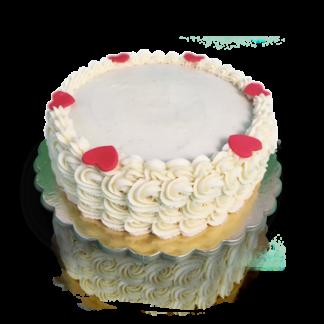 עוגת וורדים