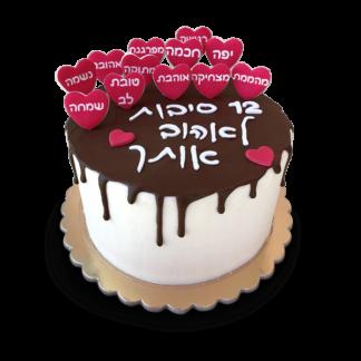 עוגת יום הולדת  12 סיבות